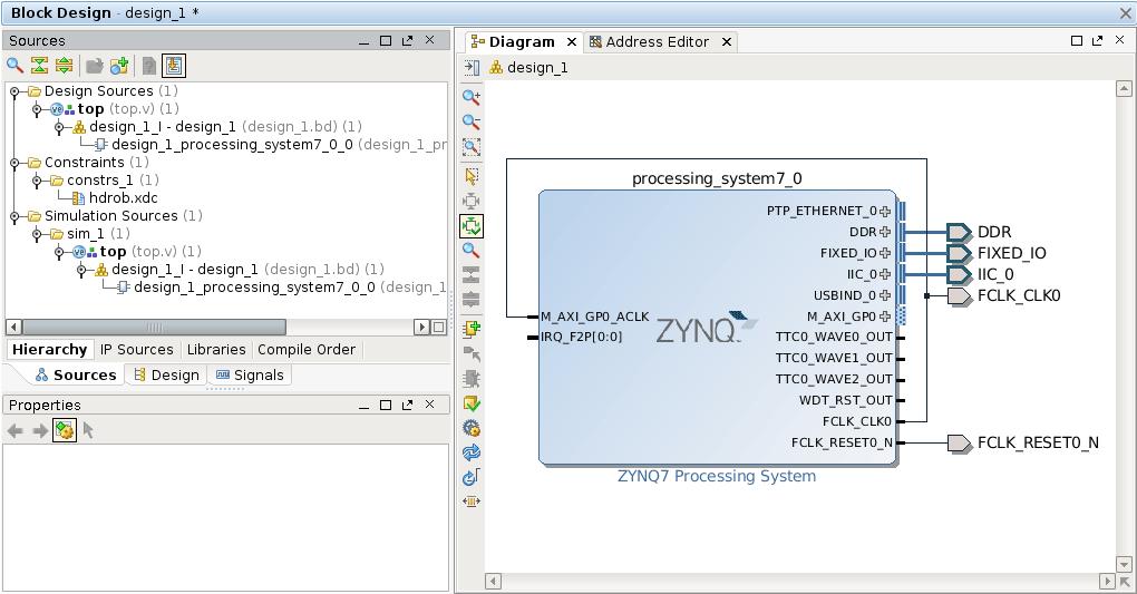 Firmware templates - HDROB